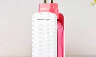 Smart Travel Charger for $24