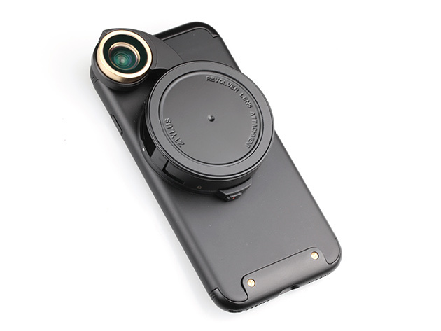 Ztylus Revolver Lens Camera Kit for iPhone 7 for $84