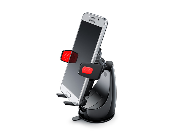 Montar Air Qi Wireless Charging Car Mount for $54