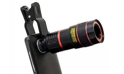 Smartphone Telephoto PRO Camera Lens for $17