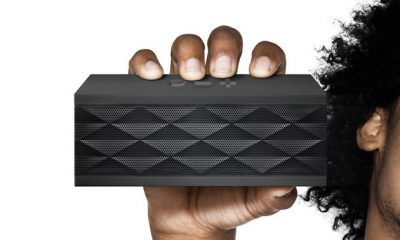 Jawbone JAMBOX Wireless Bluetooth Speaker (Certified Refurbished) for $47