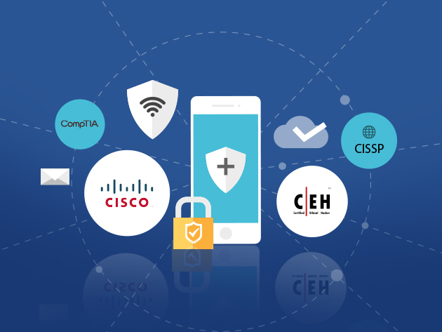 The Super-Sized Network Security Mastery Bundle for $49