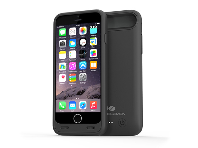 ZeroLemon iPhone 7 SlimJuicer 4000mAh Battery Case for $49