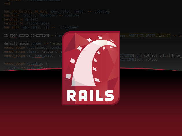 Ruby on Rails for Beginners for $28