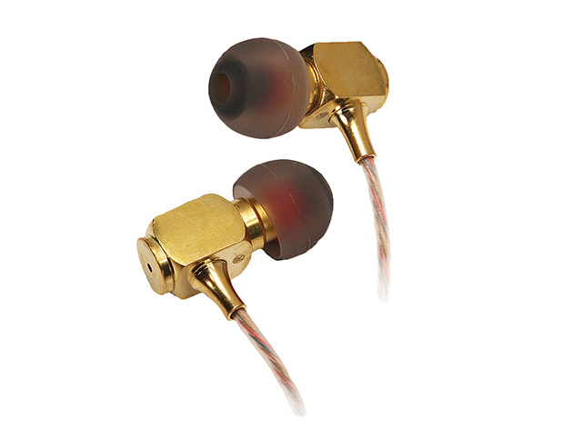100% Copper Audio Blast Earbuds for $29