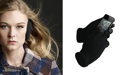 Bluetooth Earmuff and iGloves Bundle for $24