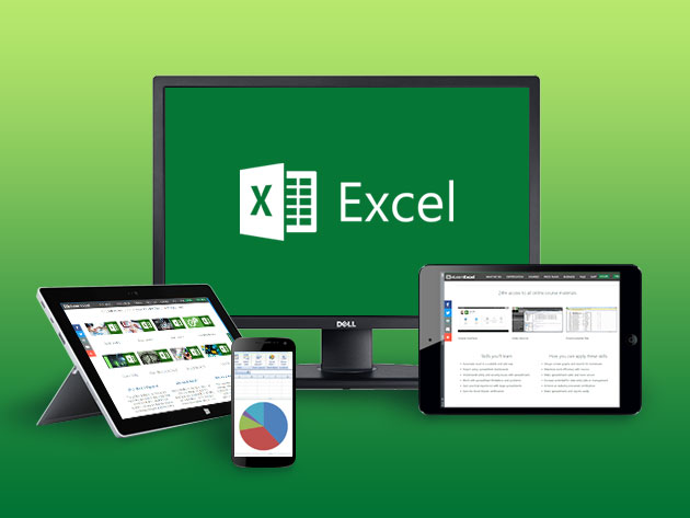 eLearnExcel Microsoft Excel School: Lifetime Subscription for $39