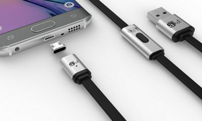 MagCable Magnetic Micro USB Cable for $21