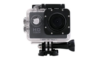 All PRO Action Sports Waterproof HD 1080P Camera for $34