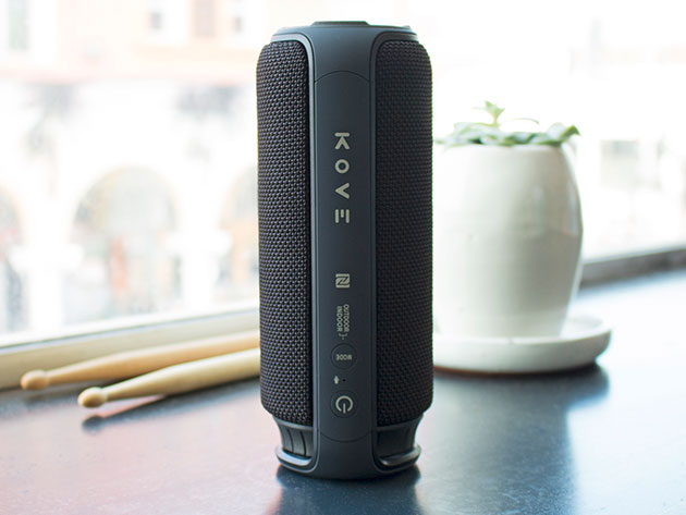 Kove Commuter Wireless Speaker for $89