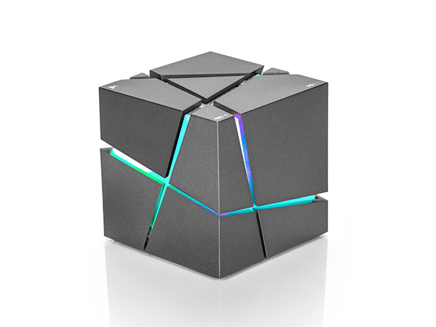 """The Cube"" Bluetooth Speaker for $25"