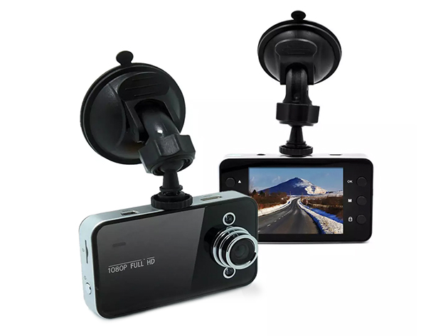 High Definition Dash Cam for $24