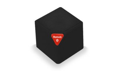 Bluetooth Portable Mini Qube Speaker for $27