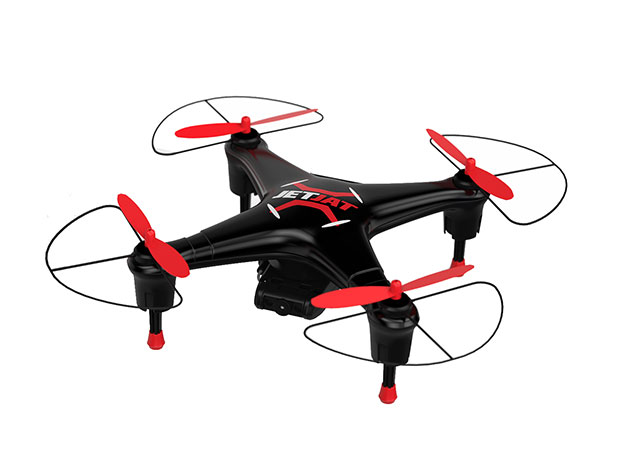 Mota JETJAT Live-W FPV Hobby Drone with HD 720P Camera for $39