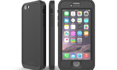 Topless Waterproof iPhone Case for $23