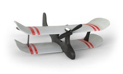 Moskito Smartphone App Controlled Airplane for $44