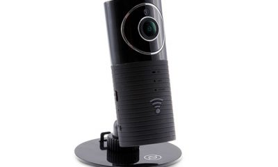 Sinji Panoramic Smart WiFi Camera for $59
