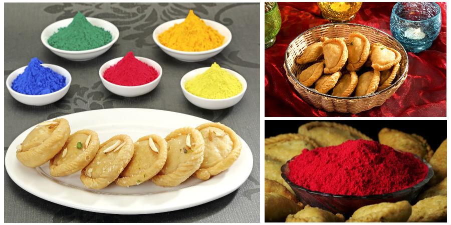 Holi Sweets