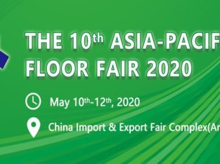 The 10th Asia Pacific Floor Fair(CGFF2020)