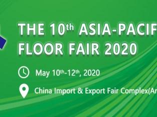 The 10th Asia Pacific Floor Fair(CGFF2020)