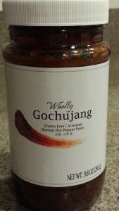 Wholly Gochujang
