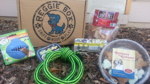 Reggie Box April
