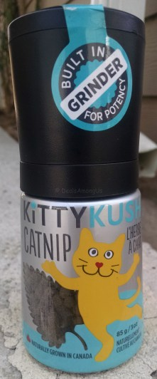 KittyKush Catnip Grinder