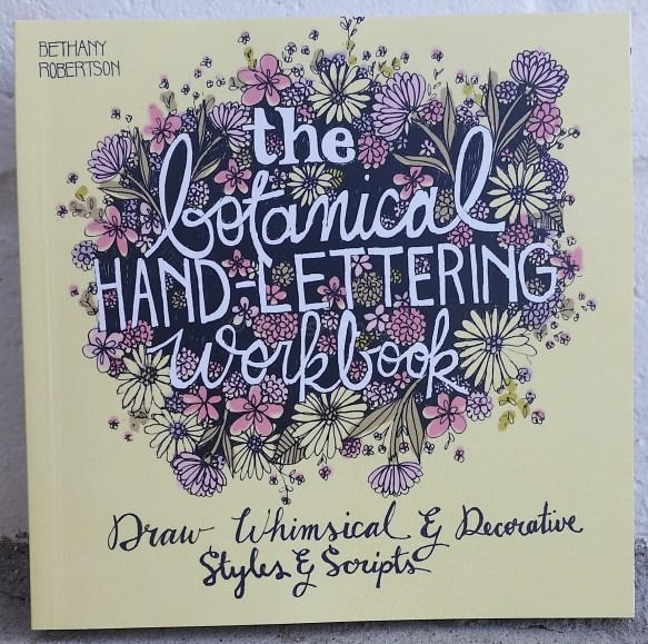 The Botanical Hand-Writing Workbook