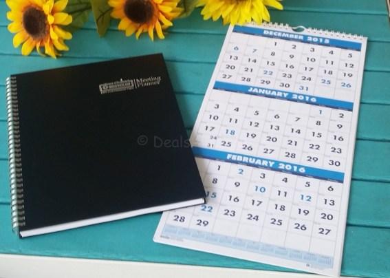 House of Doolittle Calendar and Meeting Planner