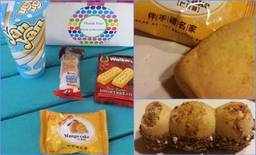 Picture set 1 International Snack Box