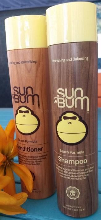 Sun Bum Shampoo and Conditioner
