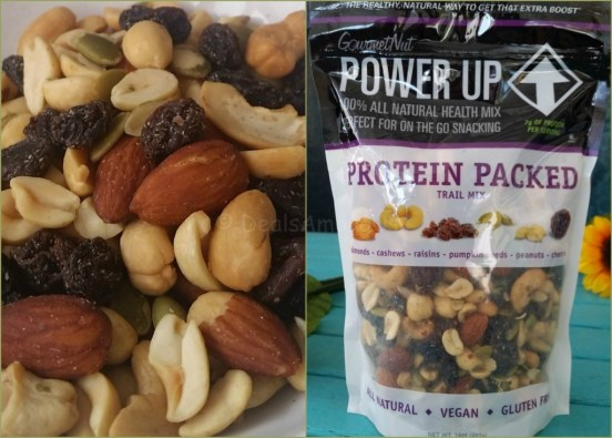 Protein Packed by Gourmet Nut