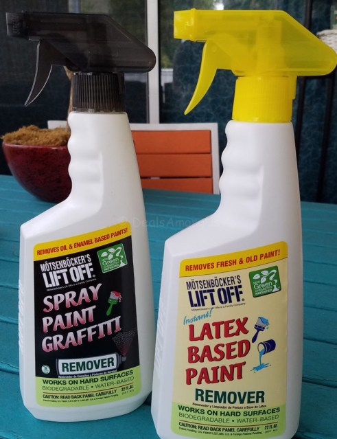 Lift Off Duo Remover