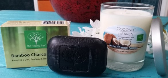 The Healing Tree Candle and Soap