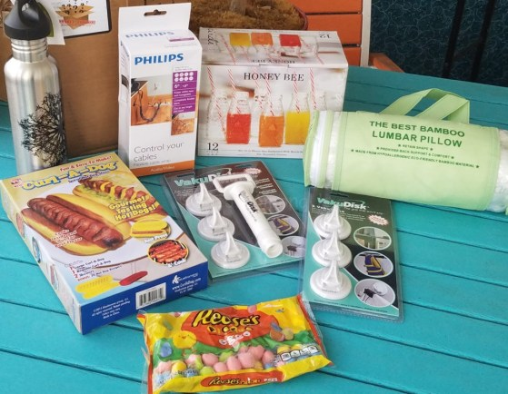 June Mystery Box of Awesome