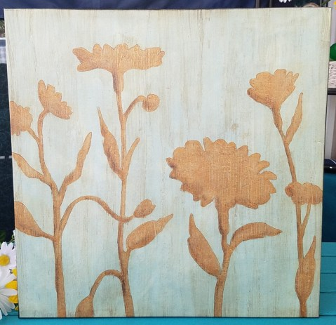 Megan Meagher Golden Wildflowers