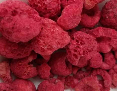 close-up-raspberries
