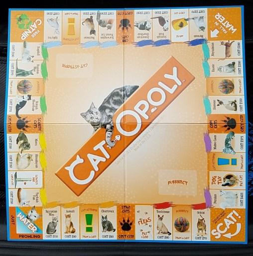 cat-opoly-board