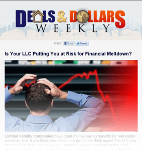 Deals & Dollars Weekly - Lance Edwards