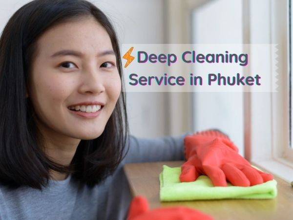 deep cleaning in phuket