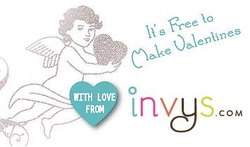 invys free valentines