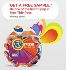new tide pods laundry