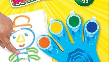 Deals Finders Amazon Crayola Color Wonder Mess Free Art