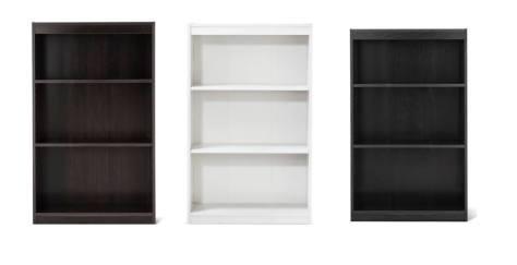 Deals Finders Target 3 Shelf Bookcase Room Essentials
