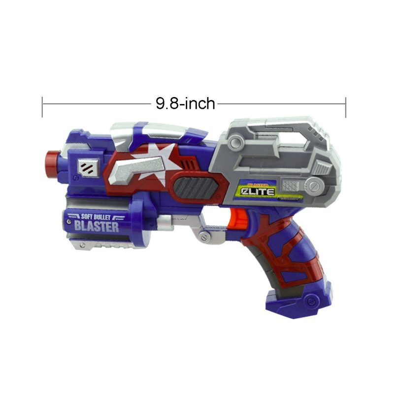 30PCS and Hand Wrist for Blaster Gun and Nerf Guns N-Strike Elite Series 3