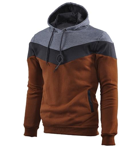2018-06-14 10_47_11-Mooncolour Mens Novelty Color Block Hoodies Cozy Sport Outwear at Amazon Men's C