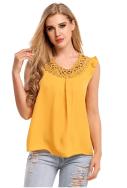 2018-06-14 14_46_58-Zeagoo Women's Chiffon Lace Sleeveless Shirt Blouse Tank Tops at Amazon Women's
