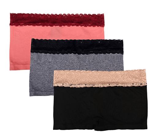 2018-06-14 16_12_52-Sassalilly Women's 3-Pack Boyshort Panties Nylon Spandex Stretch Boxer Briefs Un