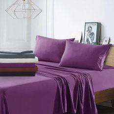 4-Piece Bed Sheet Set 1