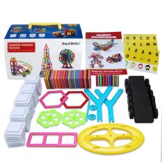 95 Pieces Magnetic Stacking Blocks 7